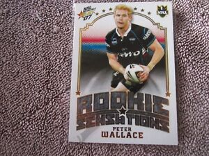 2007-NRL-Select-Invincibles-Rookie-Sensations-Peter-Wallace-Penrith-Panthers