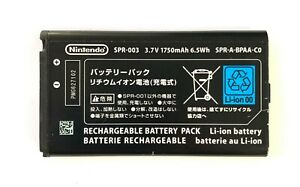 New-Original-OEM-Nintendo-3DS-XL-Battery-Replacement-SPR-003-1750mAh