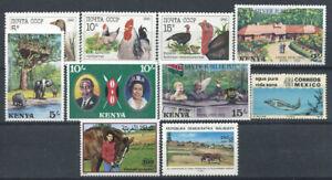 Fauna 1972-1988 Nuovo ** 100% Animali Renforcement Des Nerfs Et Des Os