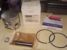 NOS Yamaha Piston Assembly .75 O/S 1981 IT125 3R6-11630-30