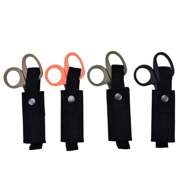 EDC tactical rescue scissor emergency tool outdoor bandage scissor with bag JO