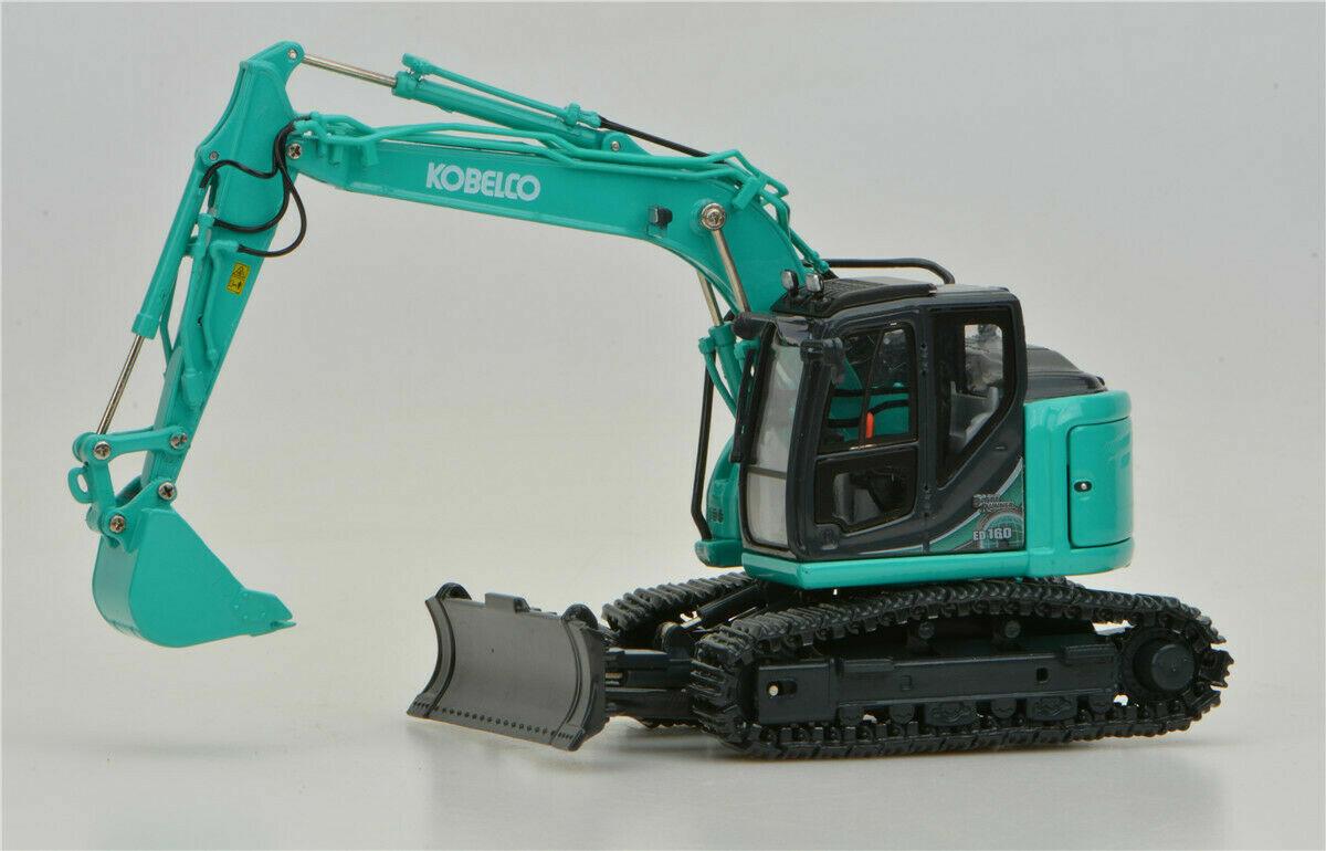 Ros Kobelco ED160BR-5 Ultra Small Round Excavator 1 50 Engineering Vehicle Model