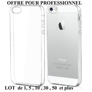 iPhone-5-5S-SE-Carcasas-transparentes-gel-flexible-y-invisibles-de-calidad