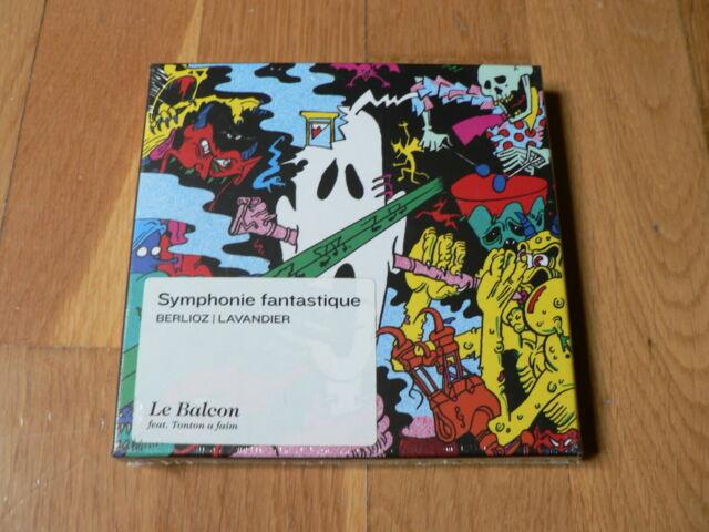 Berlioz : La Symphonie Fantastique - Lavandier - Le Balcon - CD Alpha NEW