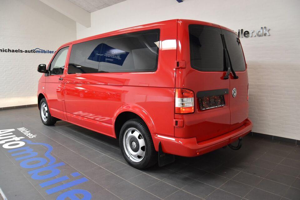 VW Transporter 2,0 TDi 180 Kombi lang DSG BMT Diesel aut.