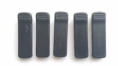 5pcs  Belt Clip For Motorola EP450 PR400 CP200 CP200d CP200XLS GP300 Walkie