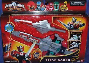 Power Rangers Mystic Force Titan Sabre Nouvelle électronique 14   Power Rangers Mystic Force Titan Saber New Electronic 14