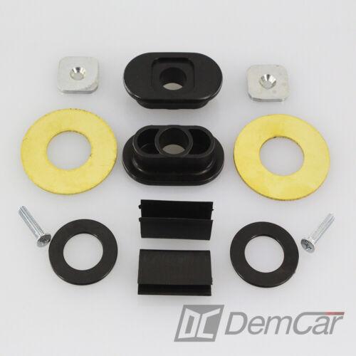 L 2x capote de réparation de coulissantes pièce Faltdach pour 3er BMW e46 Cabriolet R