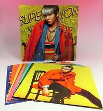 CD + 10 photo card (LP size) Super Junior Mr. Simple Vol. 5(Cover: Lee Teuk)