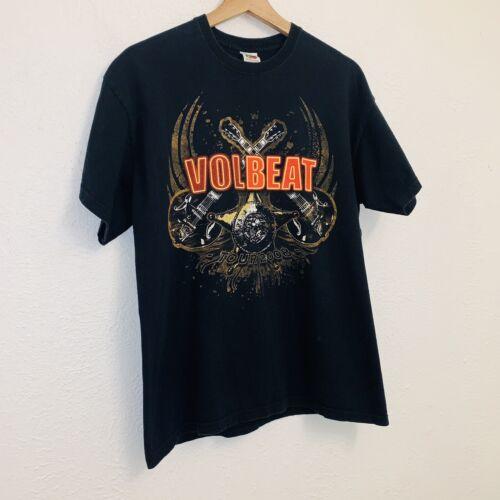 Volbeat 2008 European Concert Tour Graphic T Shirt