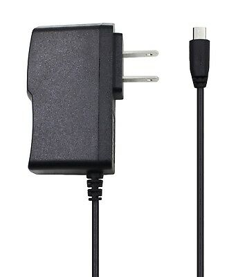 2A AC//DC Wall Power Charger Adapter For T-Mobile Trio AXS 4G Trio AXS 3G Tablet