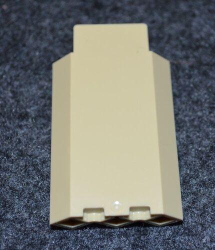 1 ~ 3x3x6 Light Tan Corner Castle wall Panel Bricks  ~ Lego  ~ NEW