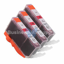 3 MAGENTA CLI-226 Ink for Canon Printer PIXMA iX6520 MG6120 MG8120 * CLI-226M