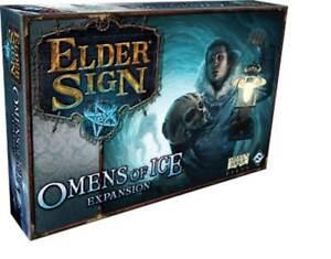 Elder Sign Juego De Mesa-Presagios de hielo de expansión  </span>