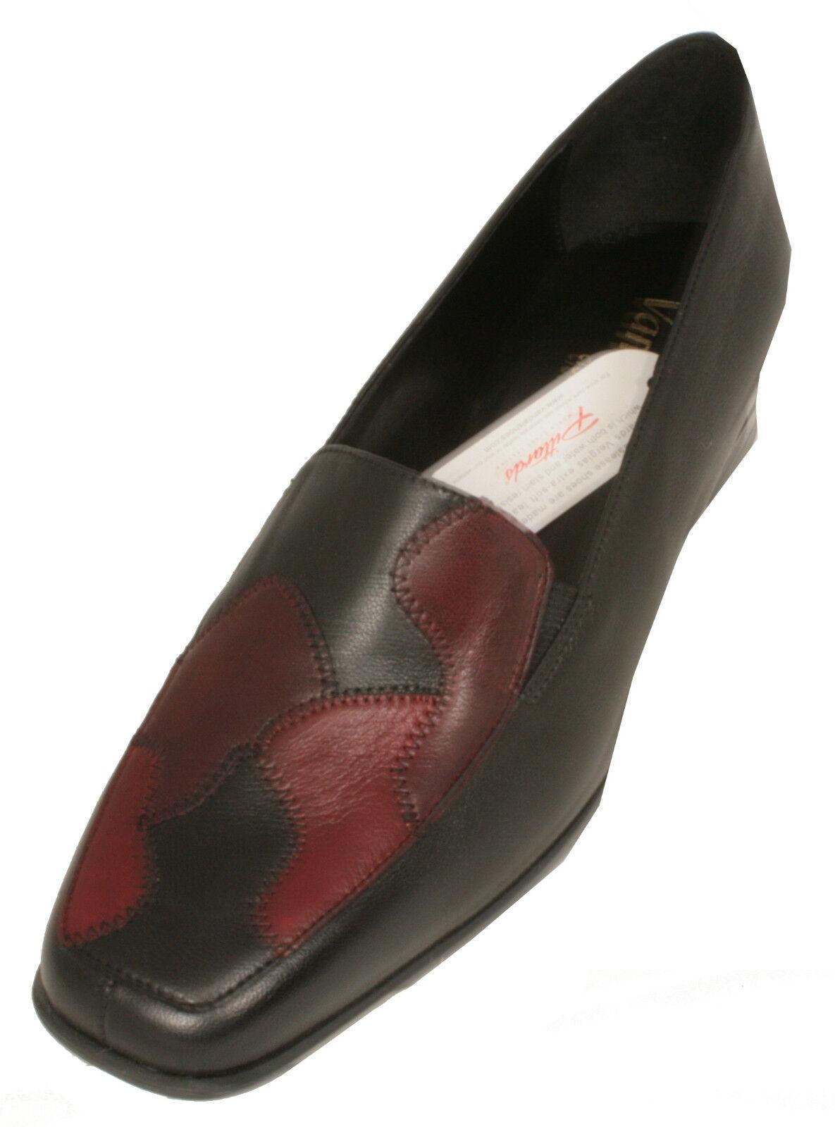 Zapatos señoras de paso en Van Dal Culross Culross Culross en Negro ABUS O Bronceado tamaño de Reino Unido 5 UE 38  deportes calientes
