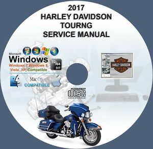 Harley-Davidson-Touring-2017-Factory-Workshop-Service-Repair-Manual