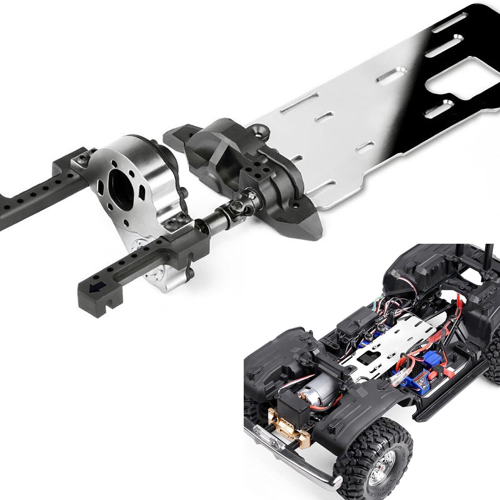 Motor delantero GRC TRX4 G2 pre-Gear Caja de cambios Set Para TRAXXAS TRX-4 BRONCO DEFENDER