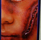 Professional Fake Skin Make up Scar Face Halloween Monster Zombie Fancy Dress
