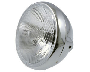 Headlight-Motorcycle-British-Style-7-Inch-H4-Side-Mounting-Side-Light