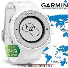 Garmin Approach S4 GPS Golf Watch White  Rangefinder 38000 Worldwide GolfCourses
