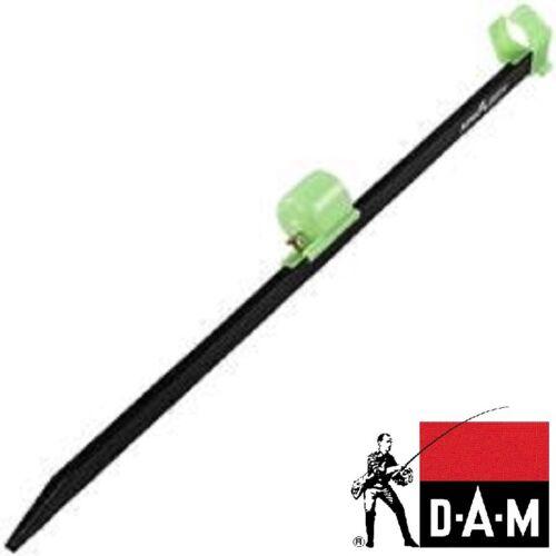 show original title Details about  /DAM Steelpower Adjusta beach rod rest 75 /& 125cm