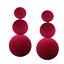 Fashion-Women-Heart-Round-Velvet-Button-Ear-Stud-Drop-Dangle-Earrings-Jewelry thumbnail 10