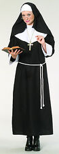 Adult Nun Costume Mother Superior Biblical Adult Size Standard