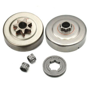 Clutch Drum Sprocket With Rim 3//8 Picco 7T For Stihl MS250 MS251 MS230 MS210 New