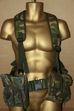 British Army  DPM PLCE Webbing Yoke Belt Pouches Supergrade