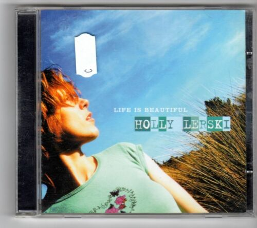 1 of 1 - (GN44) Holly Lerski, Life Is Beautiful - 2003 CD