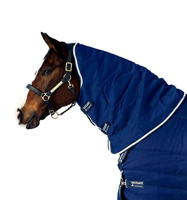 Horseware Rambo Optimo Stable Hood 200g Thermobonded Fill with Ripstop Outer