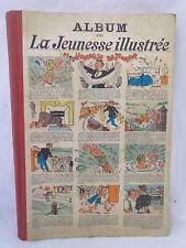 LIVRE L'ALBUM DE LA JEUNESSE ILLUSTREE 1933  (B588)
