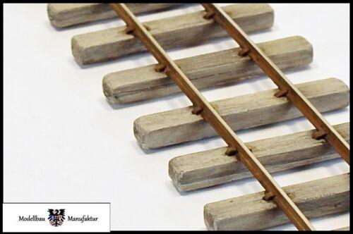 Bausatz Feldbahngleis Spur 1 gerade