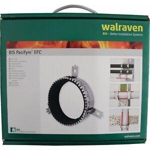 Walraven BIS Pacifyre EFC Brandschutzmanschette 10 m + Zub.