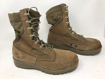 Coyote U24 Men Belleville 551 ST Hot Weather Steel Toe Combat Boot - Wide New
