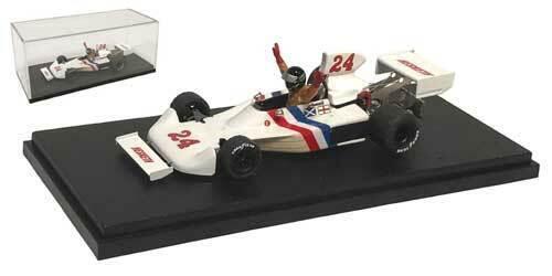 Modellismo 90 Hesketh 308 Ganador GP holandés 1st Win 1975-James Hunt 1//43 Escala