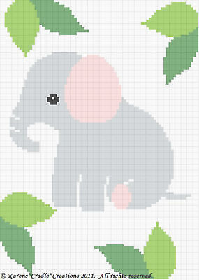 The Sweetest Crochet Elephant Patterns To Try | The WHOot | 400x285