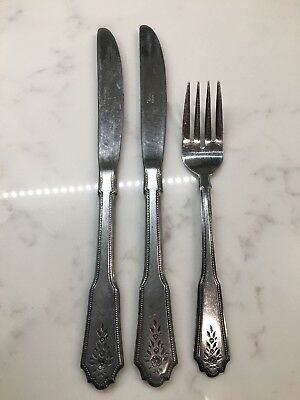 Stanley Roberts NORCREST BRENTWOOD Stainless Rogers Silverware CHOICE Flatware