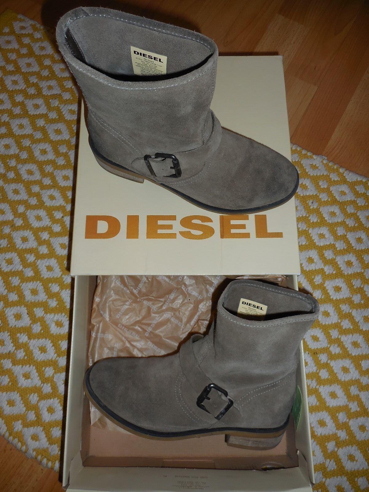 DIESEL - Stiefel BOTTINE FEMME cuir DAIM 38/39 38/39 38/39 BLYDGE 37f0e2