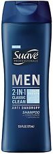 Suave Professionals Men 2-in-1 Anti-Dandruff Shampoo + Conditioner 12.60 oz