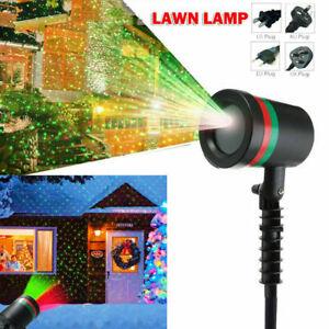 Proyector-laser-Estrella-De-Navidad-Luz-Led-Lampara-al-aire-libre-Paisaje-Escenario-RGB-en