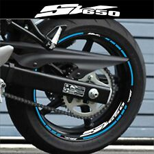 EDGING rims MOTORRAD GSXR STICKERS kit for 2 Rims 40 colors