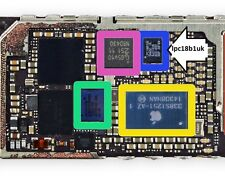 LPC18B1UK for iPhone 6 M8 motion coprocessor U2201 NXP LPC18B1UK