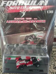 SURTEES-TS9B-1972-ANDREA-DE-ADAMICH-FORMULA1-AUTO-COLLECTION-1-43-138-MOC