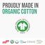 miniatuur 2 - Mens Jaguar S Type Executive Organic Cotton T-Shirt Retro Style Cars Eco Gift