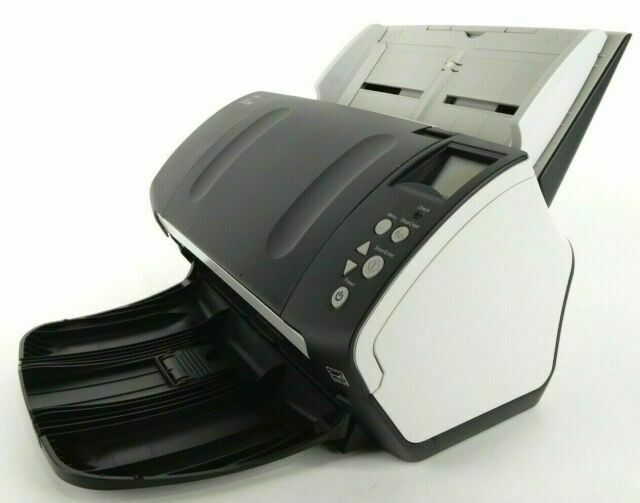 Fujitsu FI-7160 60PPM Color Document Scanner