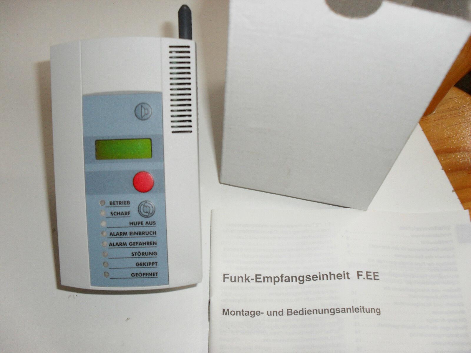 Roto Alarm Funkempfangseinheit mit Kontaktelement und Magnet