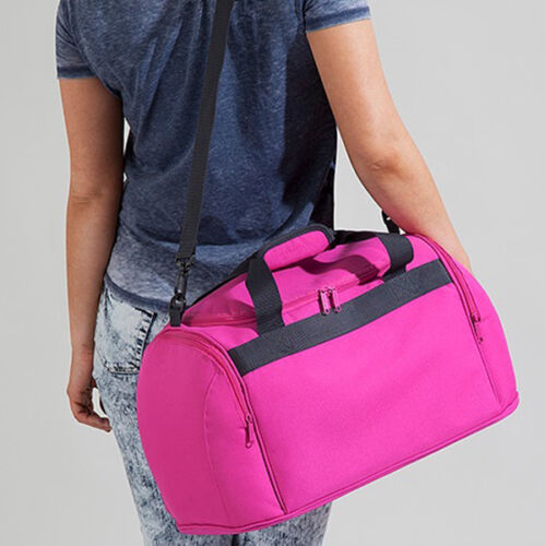 Personalised BALLET DANCER Mini Holdall Travel kit Bag Named Slogan Girls Gift