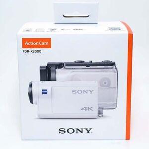 Sony-FDR-X3000-Action-Cam-Camcorder-Camera-Genuine