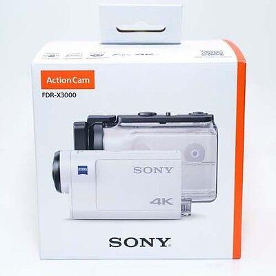 Sony Fdr X3000 Action Cam Camcorder Camera Genuine Ebay